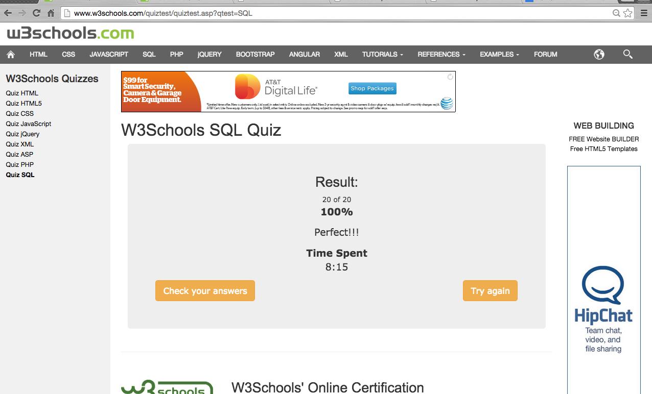 W3schools templates editable certificate w3 css templates learn avishka dalal cis xflitez Choice Image
